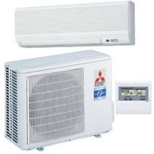 Mitsubishi Ductless Air Conditioner mini split air conditioning systems :: commercial equipment services